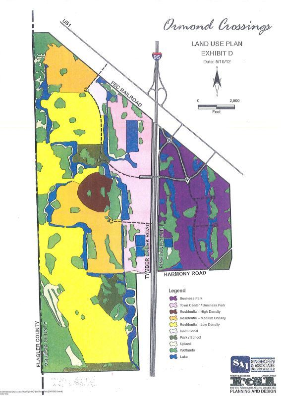Land Use Plan Exhibit D