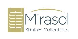 logo for mirasol shutters Opens in new window
